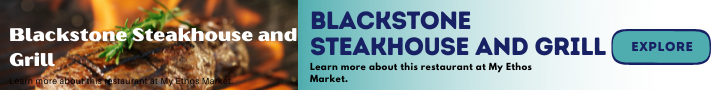 Blackstone Steakhouse and Grill Banner