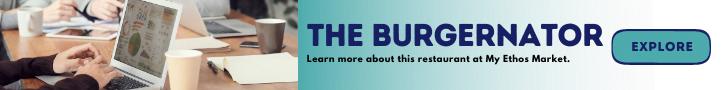 The Burgernator Banner